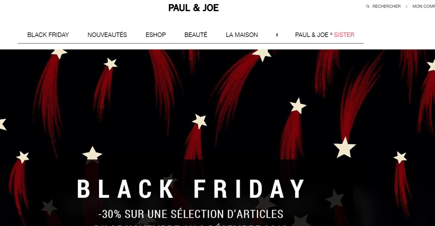site paul et joe