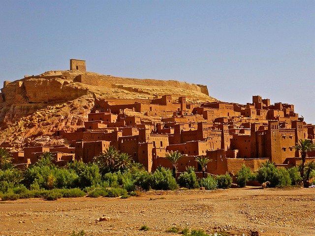 la ville du maroc